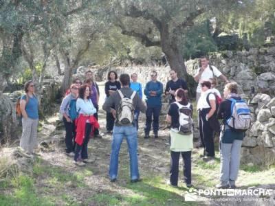 Parque Natural Naturtejo, trekking y aventura; pedriza rutas